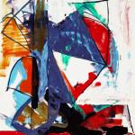 Malerei 1984 - 1996 Öl auf Büttenpapier, 40 x 60